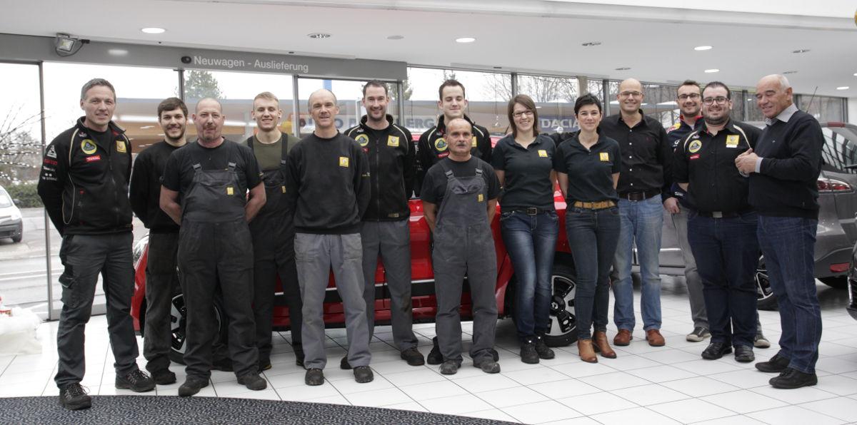 Team Auto Rhomberg