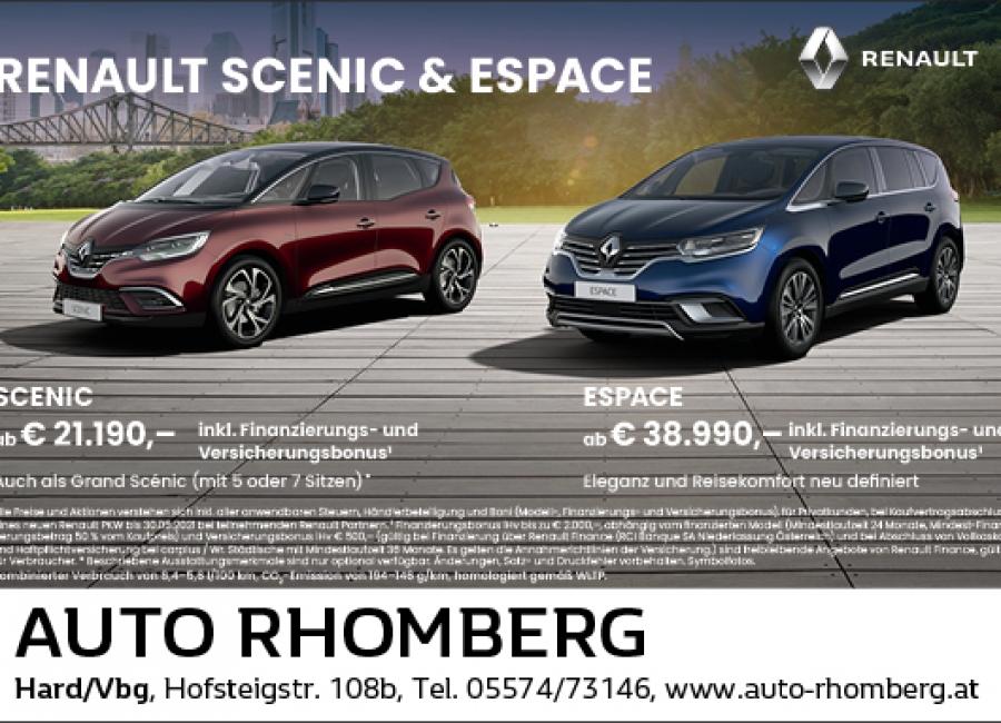 Renault Scenic Espace