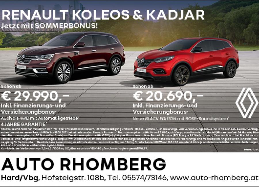 Renault Koleos Kadjar
