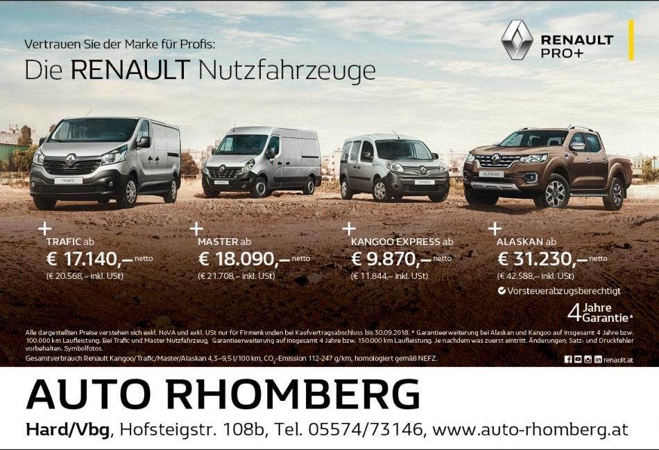 Renault Kangoo Trafic Master